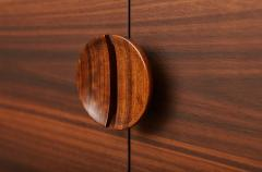 Germano Marchetti Tramonto Smoked Eucalyptus and Etimoe Wood Sideboard - 1263628