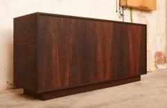 Germano Marchetti Tramonto Smoked Eucalyptus and Etimoe Wood Sideboard - 1263632