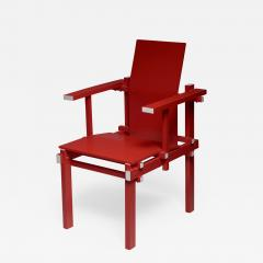 Gerrit Rietveld Red Gerrit Rietveld armchair The Netherlands 1974 - 770110