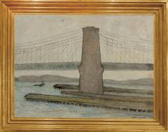 Gershon Benjamin Brooklyn Bridge II  - 892081