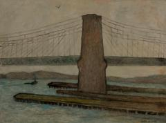 Gershon Benjamin Brooklyn Bridge II  - 892083