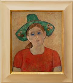 Gershon Benjamin Green Hat - 897758