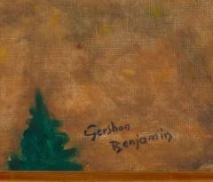 Gershon Benjamin Near the River  - 1300373
