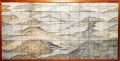 Geza St Galy Gela St Galy Dawn of Civilization Ceramic Tile Panel Carmel CA Circa 1978 - 1297594