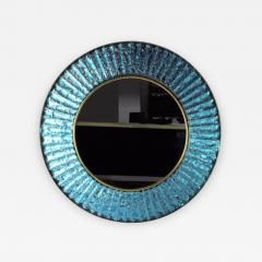 Ghir Studio The Studio Mirror in Blue by Ghiro - 268703