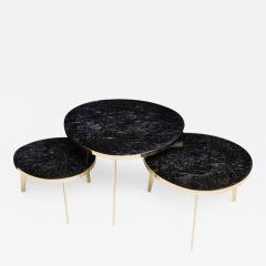 Ghir Studio Tris Nest of Three Tables by Ghir Studio - 535007