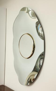 Ghir Studio Undulate Oval Studio Built Mirror by Ghir Studio - 1792731