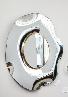 Ghiro Studio Undulate Studio Built Wall Mirror by Ghir Studio - 1092248