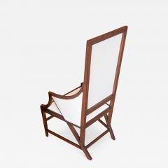 Giacomo Cometti Highly Sculptural Armchair in Oak by Giacomo Cometti - 1085014
