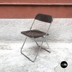 Giancarlo Piretti Plia chair by Giancarlo Piretti for Anonima Castelli 1970s - 2025887