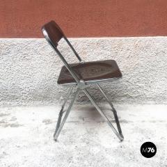 Giancarlo Piretti Plia chair by Giancarlo Piretti for Anonima Castelli 1970s - 2025902