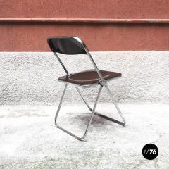 Giancarlo Piretti Plia chair by Giancarlo Piretti for Anonima Castelli 1970s - 2025903