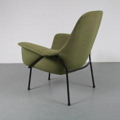 Giancarlo de Carlo Lucania Chair by Giancarlo De Carlo for Arflex Italy 1955 - 1143285