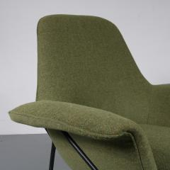 Giancarlo de Carlo Lucania Chair by Giancarlo De Carlo for Arflex Italy 1955 - 1143288