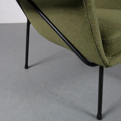 Giancarlo de Carlo Lucania Chair by Giancarlo De Carlo for Arflex Italy 1955 - 1143289