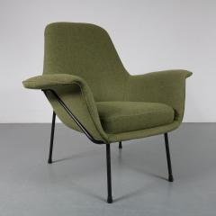 Giancarlo de Carlo Lucania Chair by Giancarlo De Carlo for Arflex Italy 1955 - 1143292