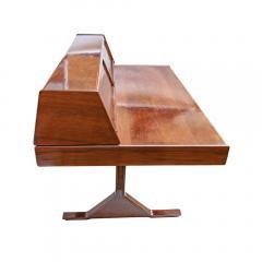 Gianfranco Frattini 1950s Writing Desk Italian Design By Gianfranco Frattini For Bernini Rosewood - 1682525
