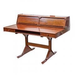 Gianfranco Frattini 1950s Writing Desk Italian Design By Gianfranco Frattini For Bernini Rosewood - 1682531