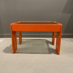 Gianfranco Frattini 1970s Gianfranco Frattini Laminated Nesting Tables Cassina Italy - 1556970