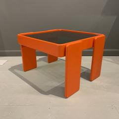 Gianfranco Frattini 1970s Gianfranco Frattini Laminated Nesting Tables Cassina Italy - 1556971
