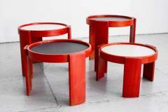Gianfranco Frattini GIANFRANCO FRATTINI FOR CASSINA NESTING TABLES - 1153058