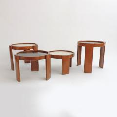 Gianfranco Frattini Gianfranco Frattini Nesting Tables for Cassina Italy 1966 - 1149971