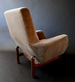 Gianfranco Frattini Pair of Italian Modern Prototype Chairs - 917885