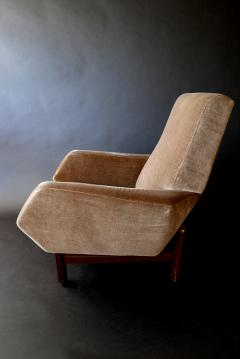 Gianfranco Frattini Pair of Italian Modern Prototype Chairs - 917886