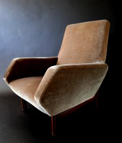 Gianfranco Frattini Pair of Italian Modern Prototype Chairs - 917889