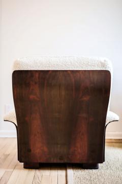 Gianfranco Frattini Pair of Rare Italian Lounge Chairs by Gianfranco Frattini for Cassina - 1939747