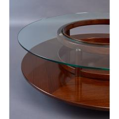Gianfranco Frattini Spectacular Coffee Table by Gianfranco Frattini for Cassina Italy 1960s - 320776