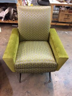 Gianfranco Frattini Stylish Midcentury Italian Chairs by Gianfranco Frattini - 686964