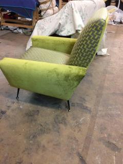 Gianfranco Frattini Stylish Midcentury Italian Chairs by Gianfranco Frattini - 686965