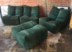 Peachy Gianfranco Grignani Modular Green Sectional Sofa Giannone By Arch G Grignani For 7Salotti Italy Unemploymentrelief Wooden Chair Designs For Living Room Unemploymentrelieforg