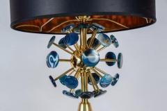 Gianluca Fontana Fantastic pair of lamps with agates by Gianluca Fontana - 731000