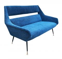 Gigi Radice Italian Mid Century Love Seat by Gigi Radice - 1537126
