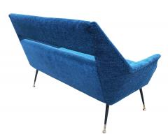 Gigi Radice Italian Mid Century Love Seat by Gigi Radice - 1537127