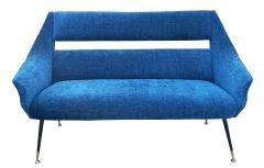 Gigi Radice Italian Mid Century Love Seat by Gigi Radice - 1537128
