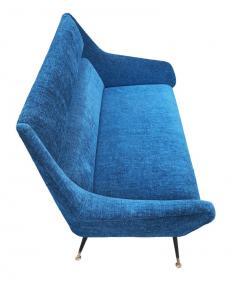 Gigi Radice Italian Mid Century Love Seat by Gigi Radice - 1537130