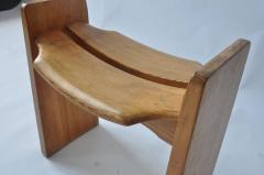 Gilbert Marklund Solid Pine Stool by Gilbert Marklund - 394198