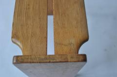 Gilbert Marklund Solid Pine Stool by Gilbert Marklund - 394199