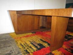 Gilbert Rohde Amazing 4 Piece Gilbert Rohde style Desk Credenza Mid century Modern - 1768716