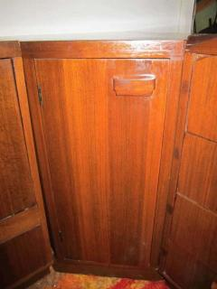 Gilbert Rohde Amazing 4 Piece Gilbert Rohde style Desk Credenza Mid century Modern - 1768724