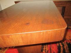 Gilbert Rohde Amazing 4 Piece Gilbert Rohde style Desk Credenza Mid century Modern - 1768728