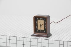 Gilbert Rohde Electric Art Deco Table Clock by Gilbert Rohde for Herman Miller - 1366094