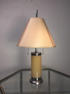 Gilbert Rohde GILBERT ROHDE ART DECO TABLE LAMP - 788877