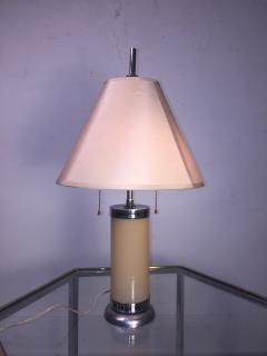 Gilbert Rohde GILBERT ROHDE ART DECO TABLE LAMP - 788880
