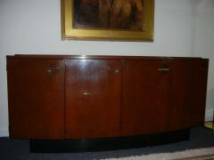 Gilbert Rohde Gilbert Rohde Streamline Art Deco Cabinet Sideboard Buffet - 1823766