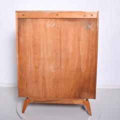 Gilbert Rohde Mid Century Modern Gilbert Rohde Highboy Dresser Art Deco 1940s - 1230607