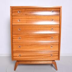 Gilbert Rohde Mid Century Modern Gilbert Rohde Highboy Dresser Art Deco 1940s - 1230610